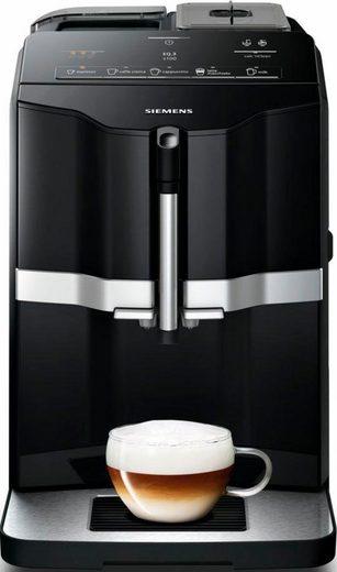 SIEMENS Kaffeevollautomat EQ.3 s100 TI301509DE, coffeeDirect: Der einfache Weg zu perfektem Kaffeegenuss