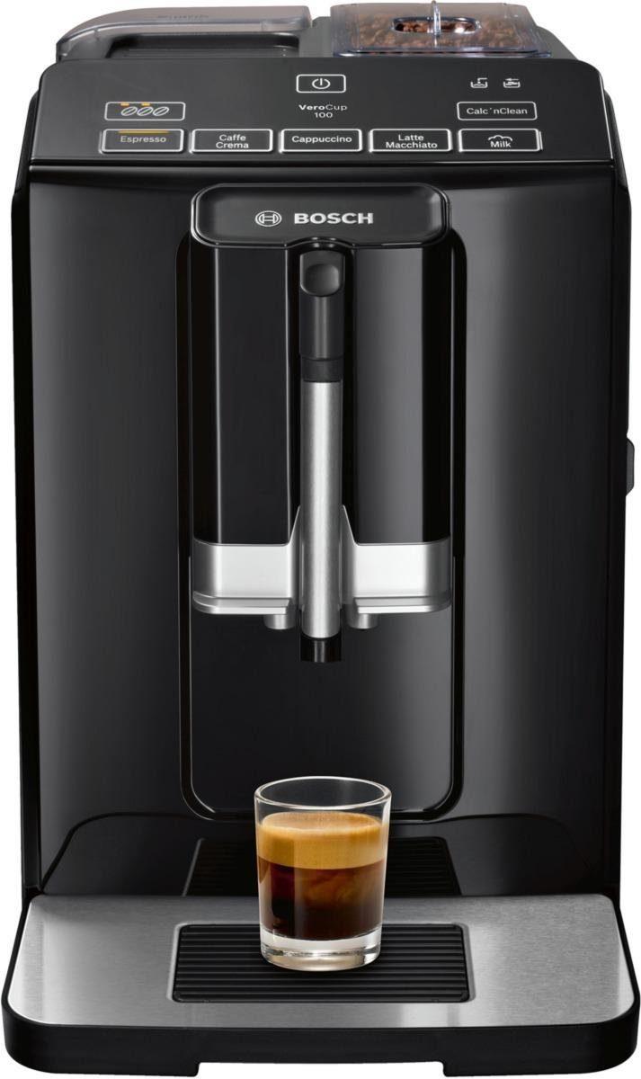 BOSCH Kaffeevollautomat VeroCup 100 TIS30159DE, MilkMagic Pro