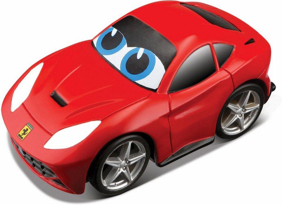 BbJunior Auto Spielset mit Licht und Sound,  Ferrari Dash & 39;N Drive  online kaufen