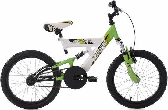 KS Cycling Mountainbike »Zodiac«, 1 Gang
