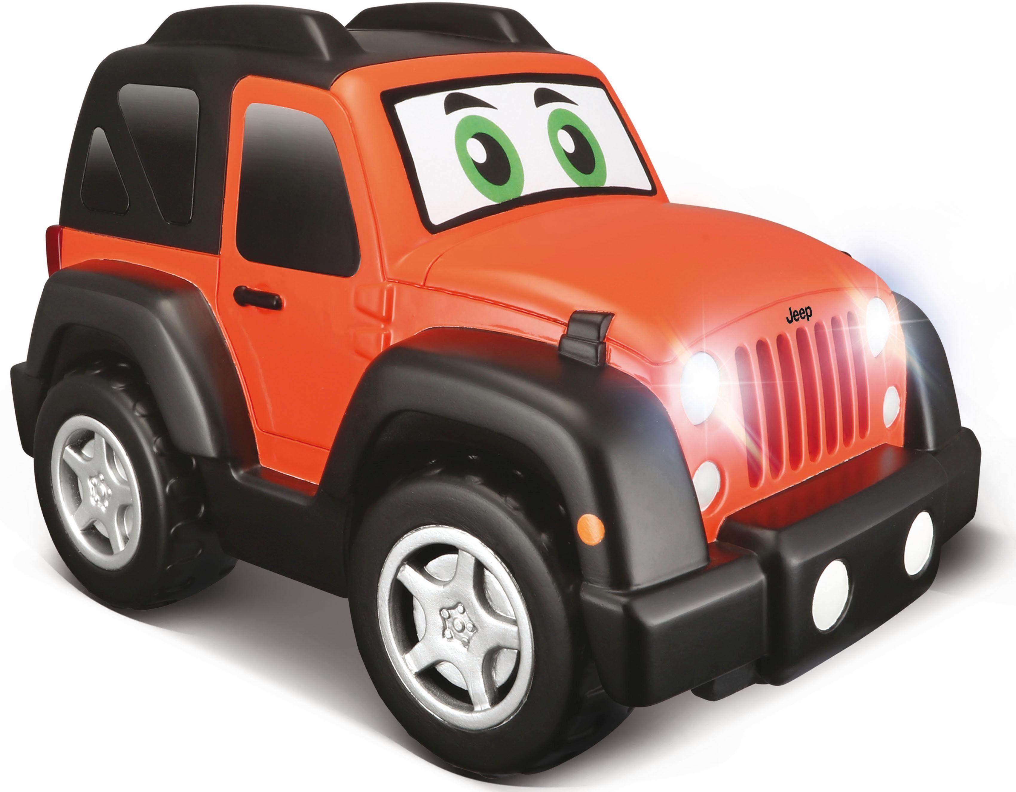 bbJunior RC Komplettset mit Licht und Sound, »Jeep My First R/C Jeep Wrangler«