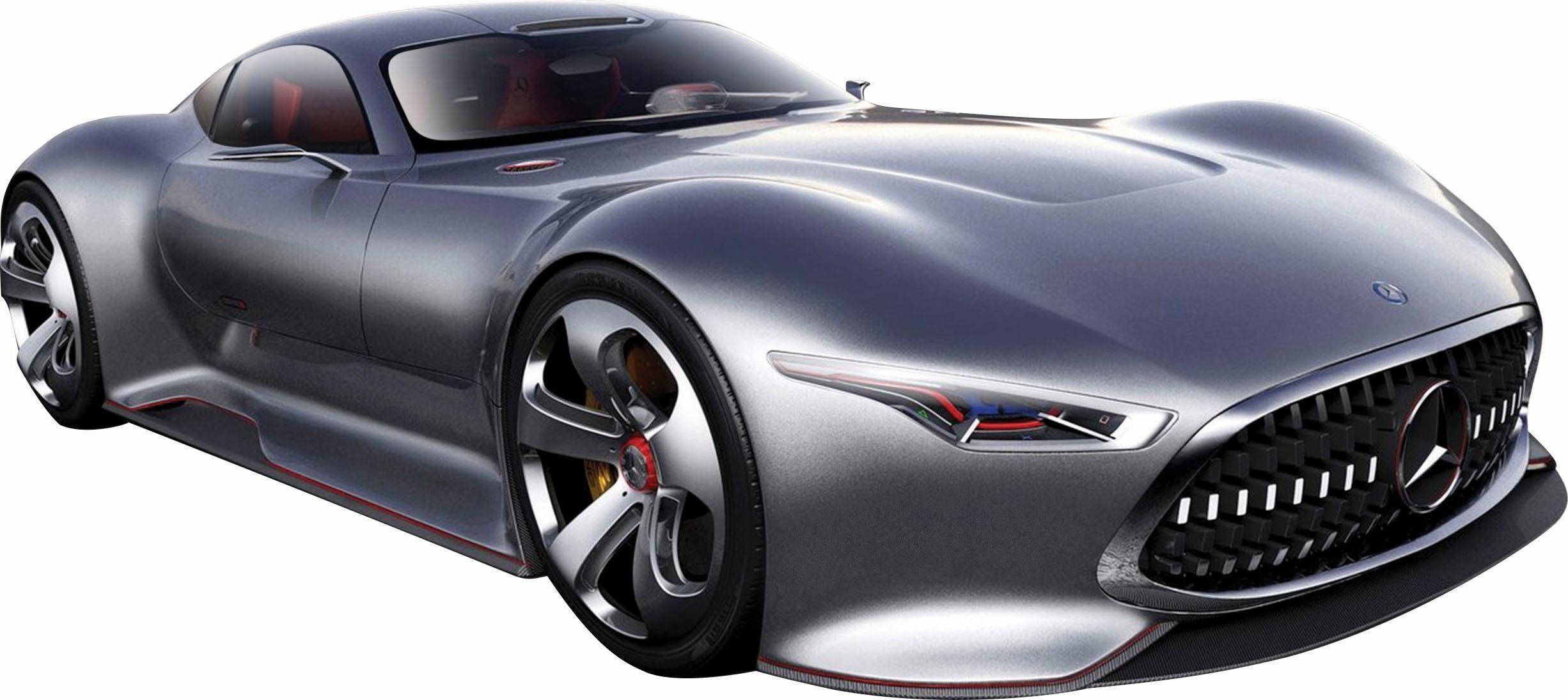 Maisto Tech® RC Komplettset mit Licht, »R/C Mercedes Benz AMG Vision Gran Turismo, 1:18«