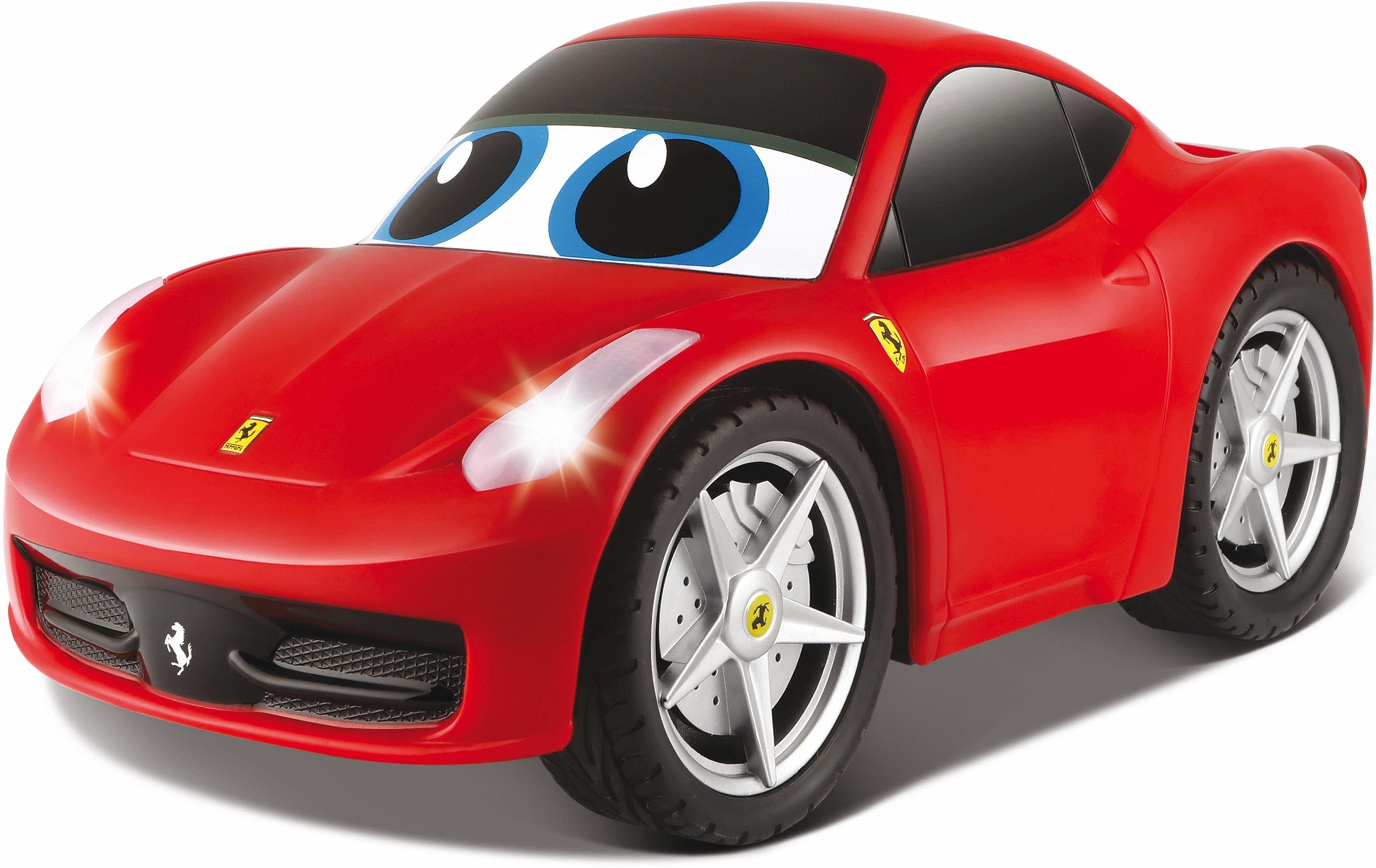 bbJunior RC Komplettset mit Licht und Sound, »Ferrari My First R/C Ferrari 458 Italia«
