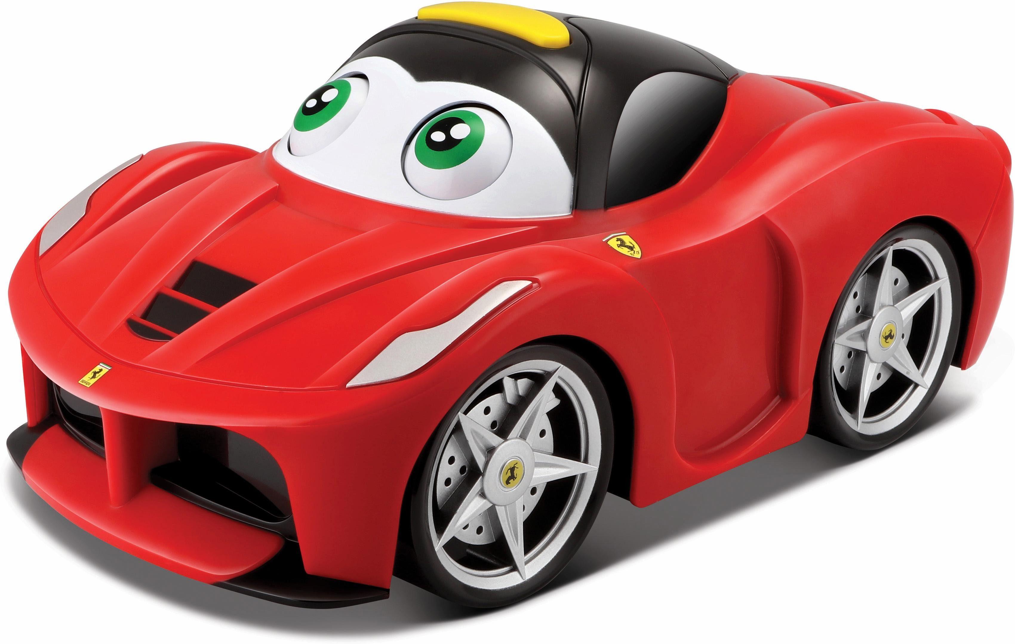 bbJunior Spielzeugauto mit Sound, »Ferrari Funny Friend Ferrari LaFerrari«