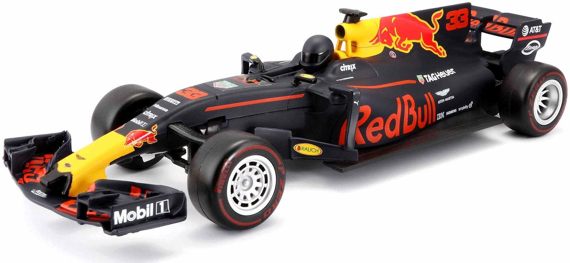 Maisto Tech® RC Auto, »R/C F1 Red Bull Racing '17, 1:24, blau«