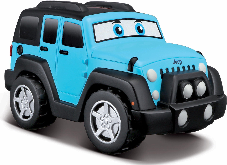 bbJunior RC Komplettset, »Jeep Lil Driver Jeep Wrangler«