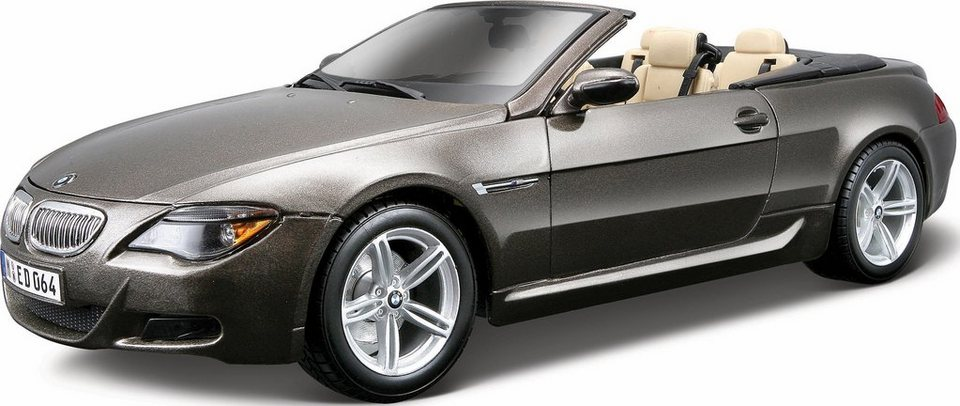 maisto sammlerauto bmw m6 cabriolet 1 18 bronze. Black Bedroom Furniture Sets. Home Design Ideas