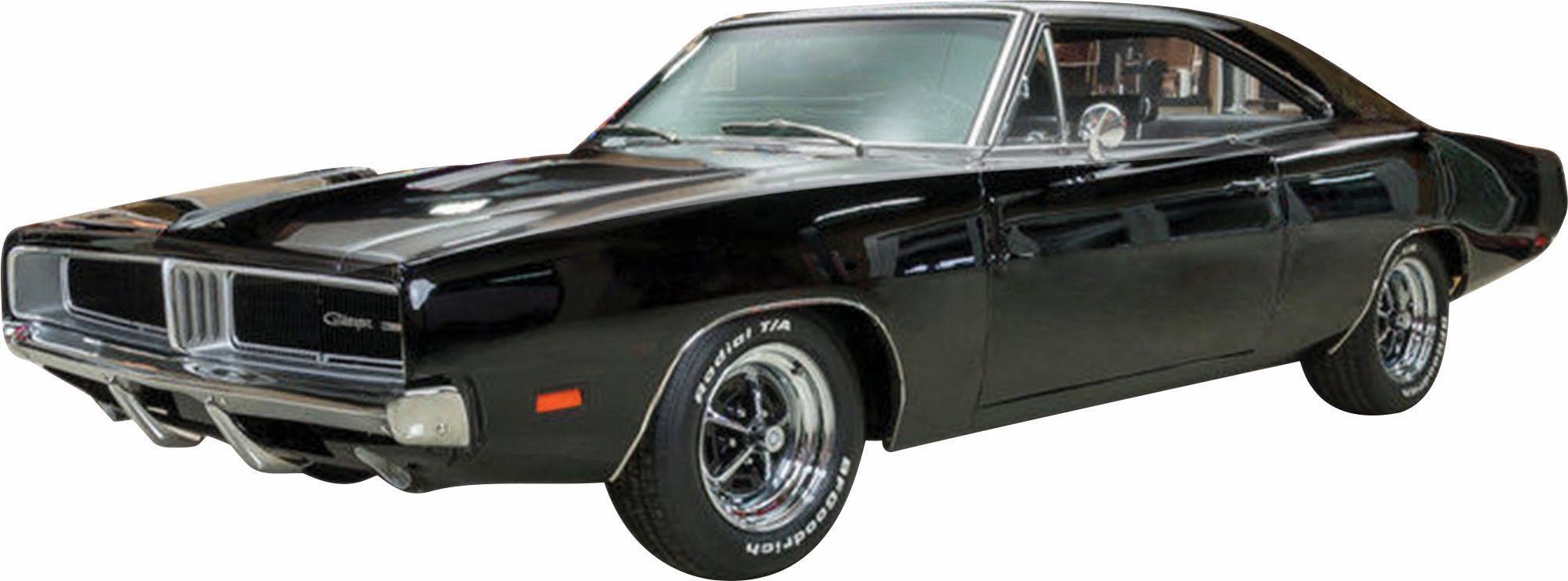 Maisto® Sammlerauto, »Dodge Charger R/T '69, 1:18, schwarz«