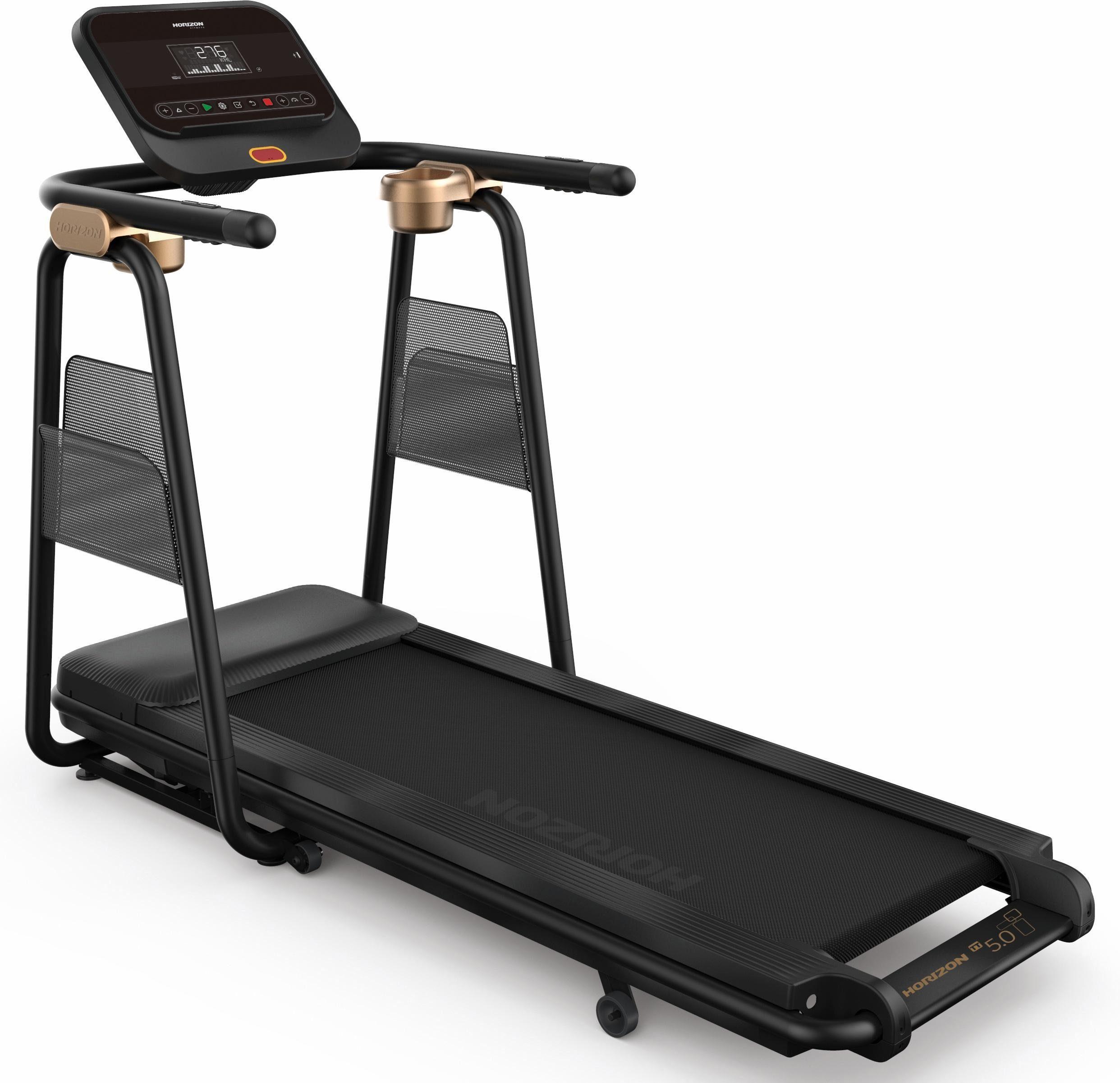 Horizon Fitness Laufband »Citta TT5.0« (Set, 2 tlg., mit Trinkflasche)
