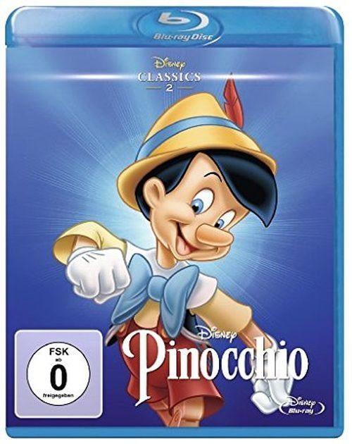 Disney BLU-RAY Film »Pinocchio (Disney Classics)«