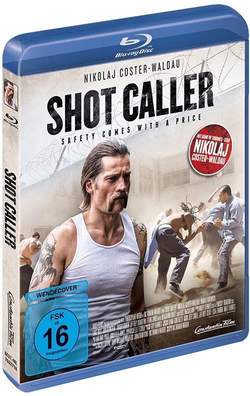 Universal BLU-RAY Film »Shot Caller«