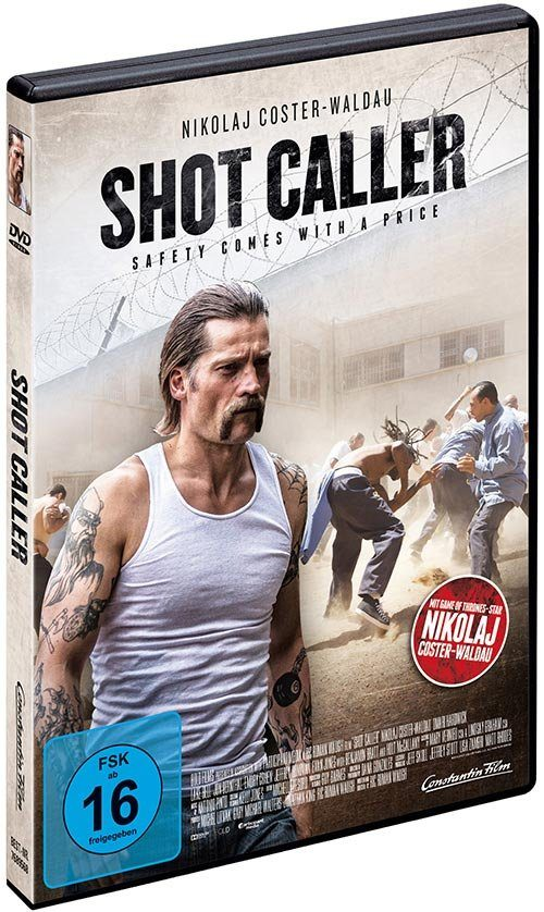 Universal DVD - Film »Shot Caller«