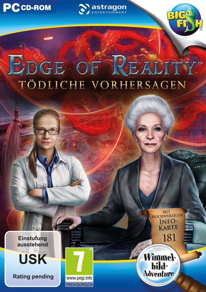 Astragon PC - Spiel »Edge of Reality: Tödliche Vorhersagen«