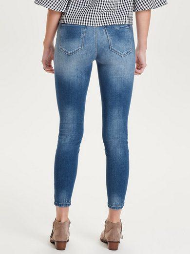 Only Kamma Reg Ankle Skinny Fit Jeans