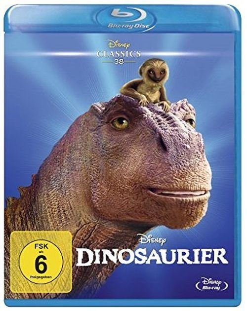Disney BLU-RAY Film »Dinosaurier (Disney Classics)«
