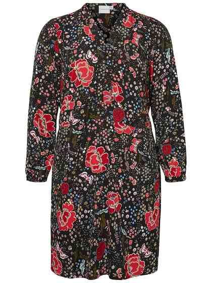JUNAROSE Blumen- Kleid