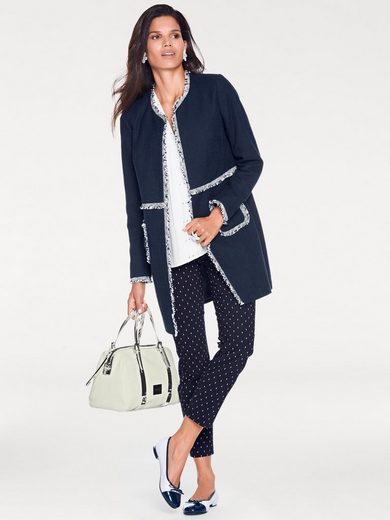 ASHLEY BROOKE by Heine Longblazer in Boucle-Qualität