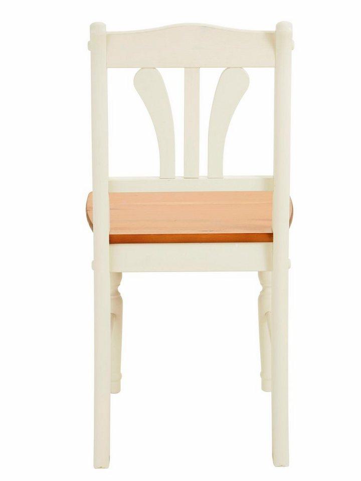 heine home stuhl 2er set e zimmerm bel im landhaus stil online kaufen otto. Black Bedroom Furniture Sets. Home Design Ideas