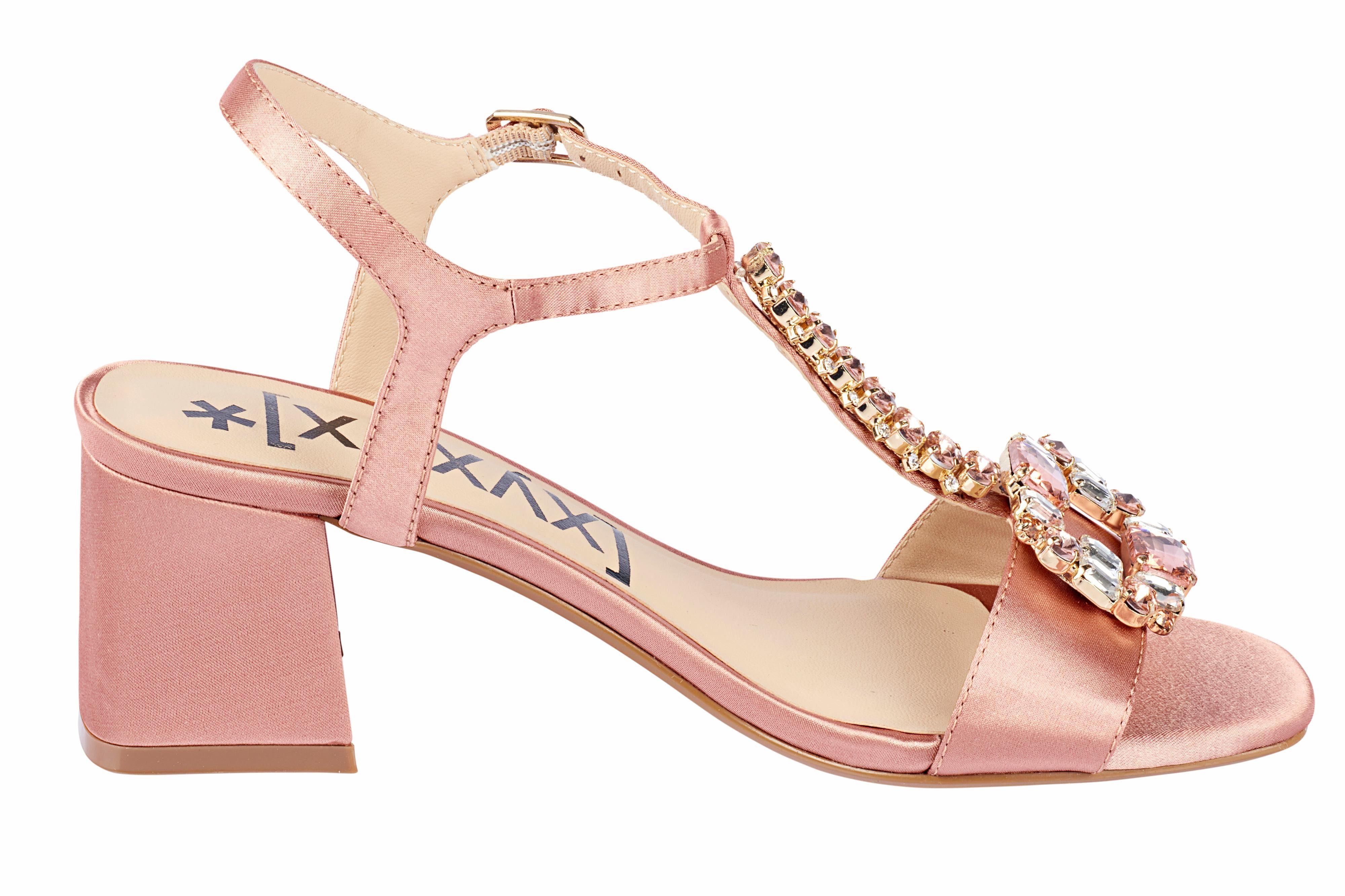 Sandalette online kaufen  rosé