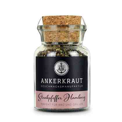 Ankerkraut Steakpfeffer Hamburg - Korkenglas