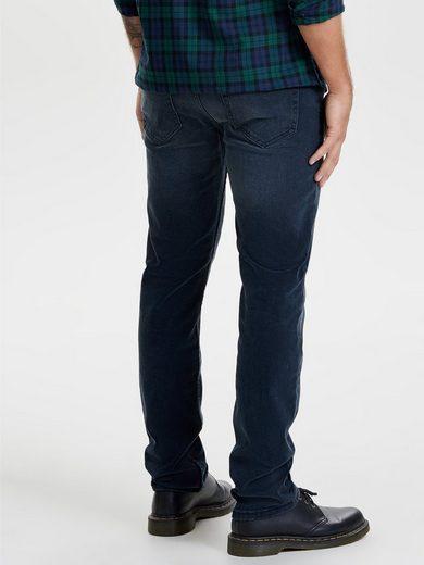 ONLY & SONS Loom Dark Blue Slim Fit Jeans