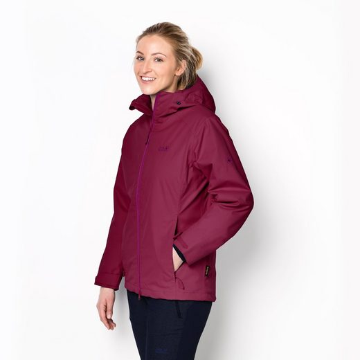 Jack Wolfskin Outdoorjacke CHILLY MORNING WOMEN