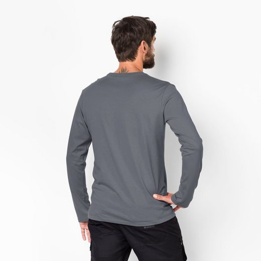 Jack Wolfskin Langarmshirt AT HOME LONGSLEEVE MEN