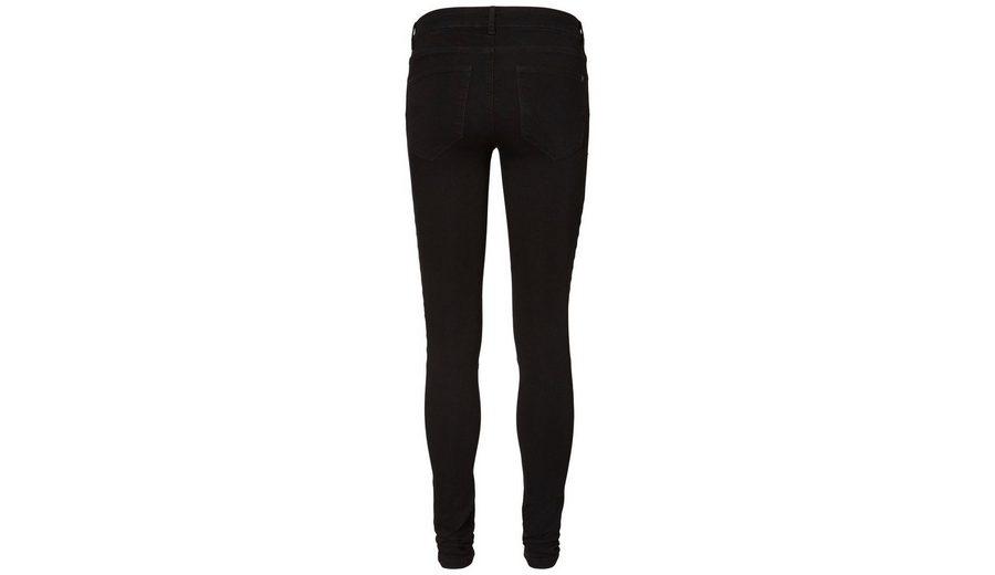 Kauf Zum Verkauf Verkauf Heißen Verkauf Noisy may Lucy NW Biker- Jeans Sexy Sport Billig Verkauf Vermarktbare Breite Palette Von Online 71mC4