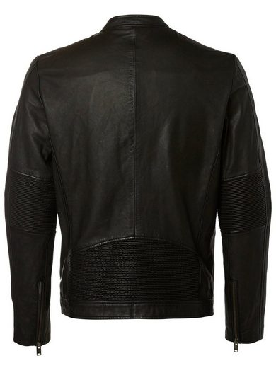 Selected Homme Lamm- Lederjacke