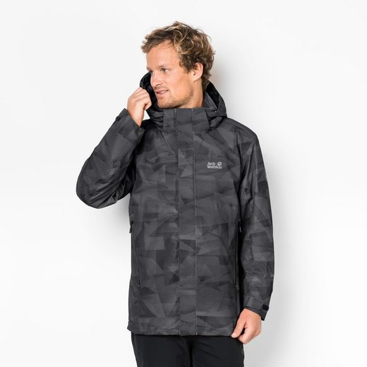 Jack Wolfskin Winterjacke MOUNTAIN EDGE JACKET MEN