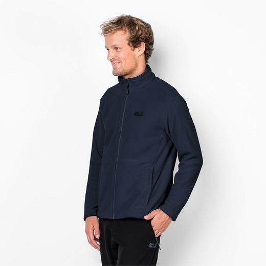 Jack Wolfskin Fleecejacke MOONRISE JACKET MEN