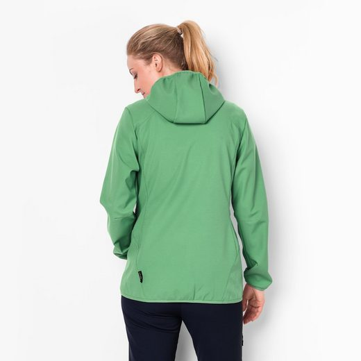 Jack Wolfskin Softshelljacke NORTHERN POINT WOMEN