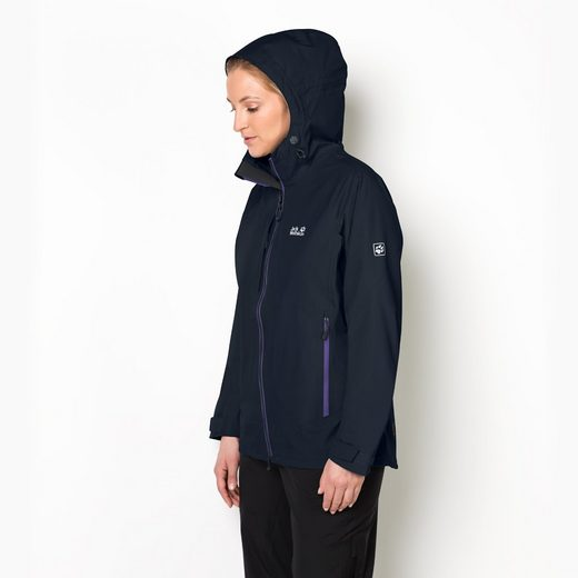 Jack Wolfskin Softshelljacke EXOLIGHT SLOPE JACKET WOMEN