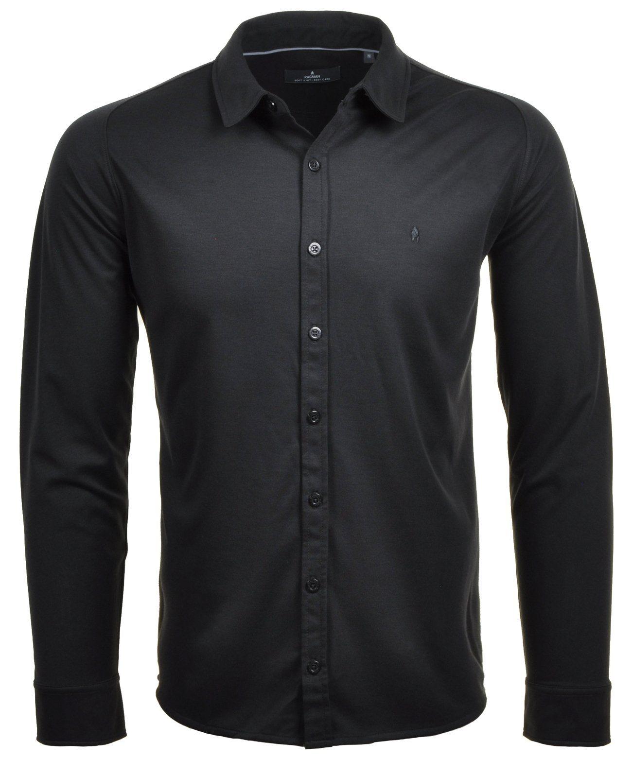 RAGMAN Hemd | Bekleidung > Hemden > Sonstige Hemden | Baumwolle | RAGMAN