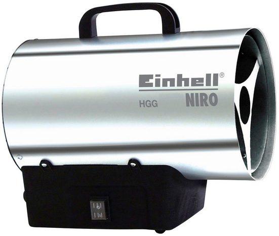 EINHELL Baustellenheizgerät »HGG 110/1 Niro«