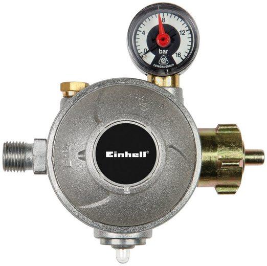 EINHELL Baustellen-Gasheizung , Innendruckregler 50mbar