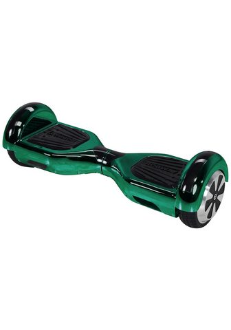 MIWEBA ROBWAY Hoverboard »W1« CHROM EDITION 6...