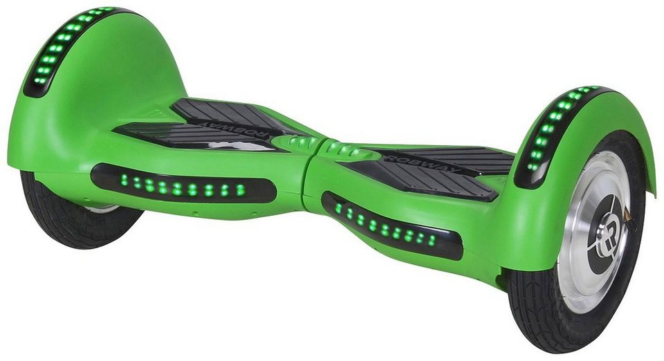 robway hoverboard w3 matt edition 10 zoll mit app. Black Bedroom Furniture Sets. Home Design Ideas