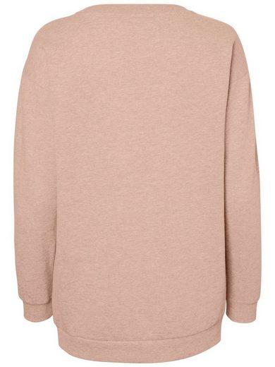 Vero Moda Schwanen- Sweatshirt