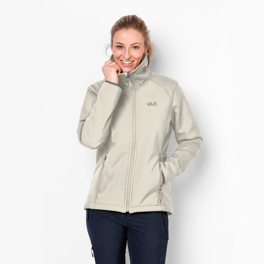 Jack Wolfskin Softshelljacke »ROCK VALLEY WOMEN«