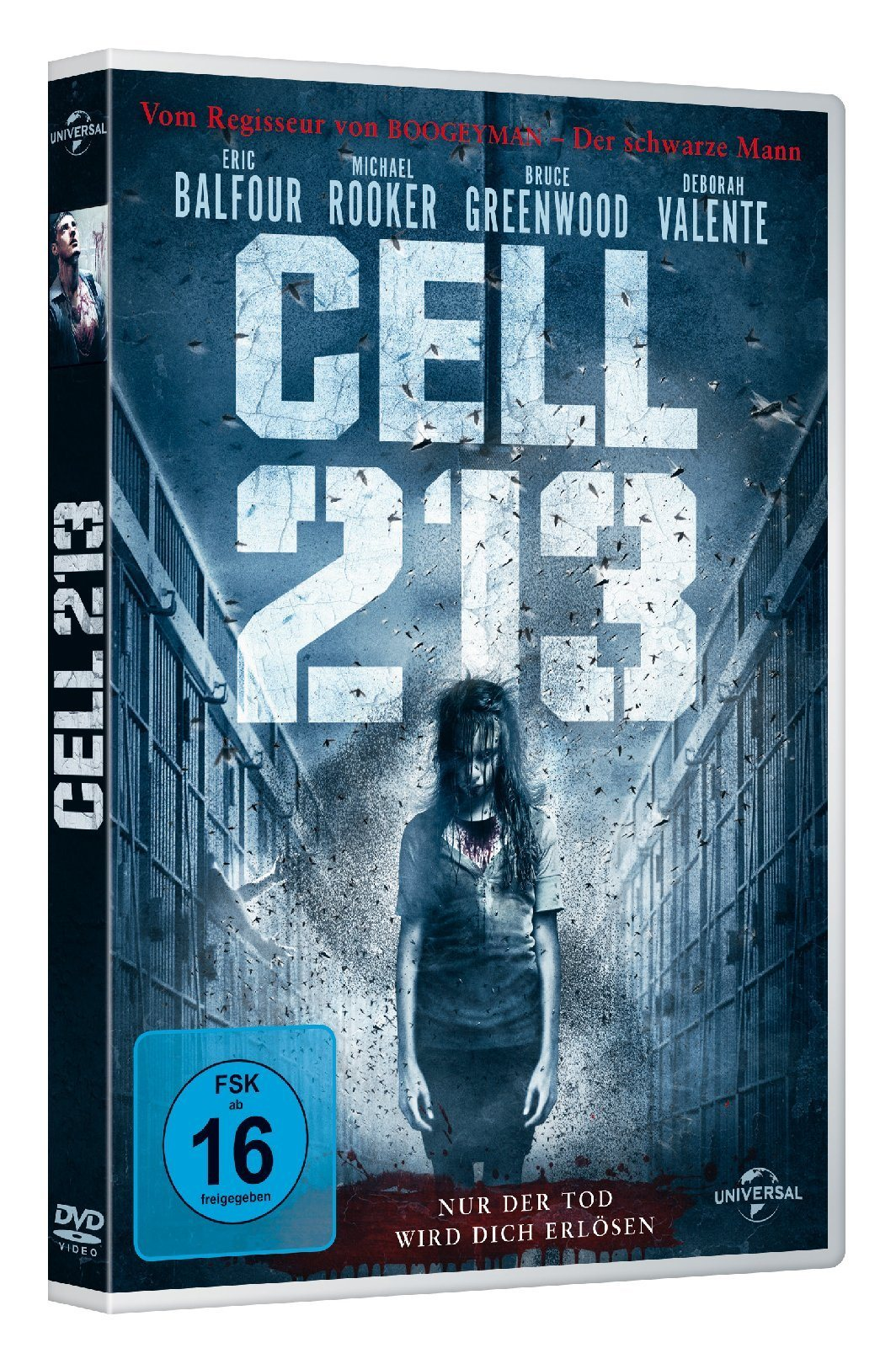 Universal Cell 213 »DVD«