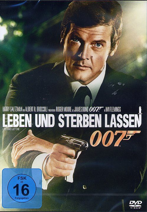 Fox James Bond: Leben und Sterben lassen »DVD«