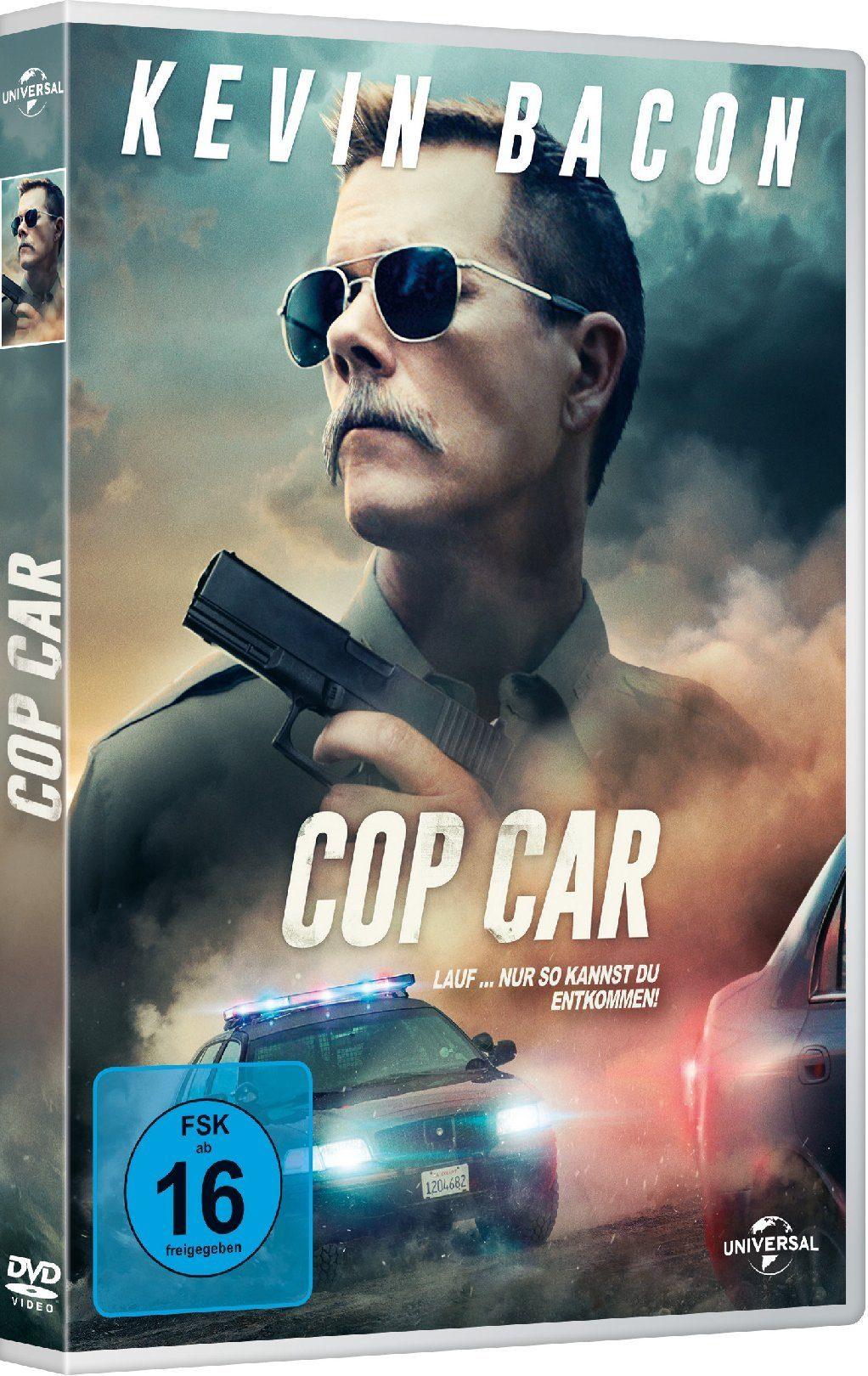 Universal Cop Car »DVD«