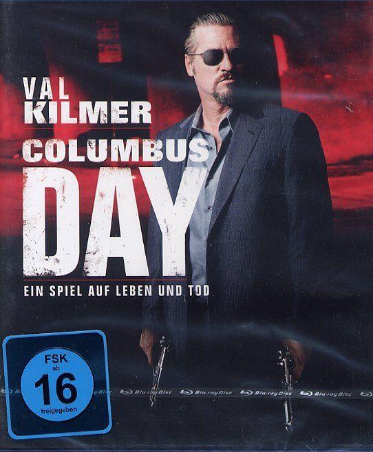 Koch Media Columbus Day - Ein Spiel auf Leben und Tod »Blu-ray«