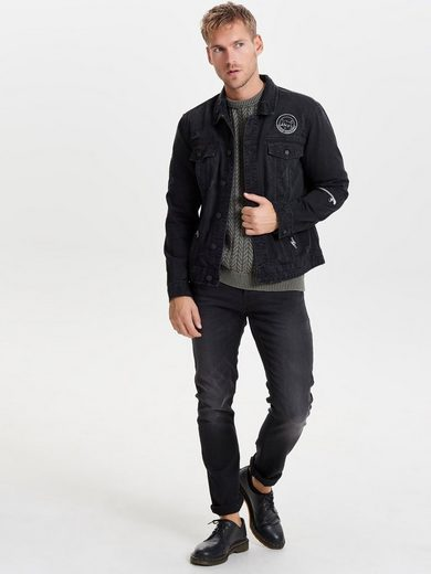 ONLY & SONS Jeans- Jacke