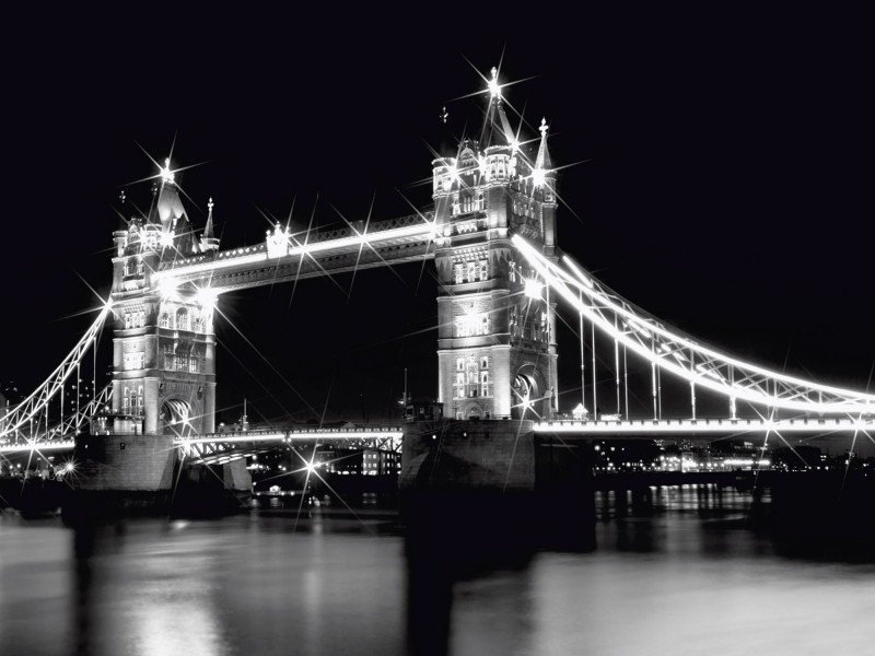 artland poster leinwandbild tower bridge london architektur br cken foto online kaufen otto. Black Bedroom Furniture Sets. Home Design Ideas