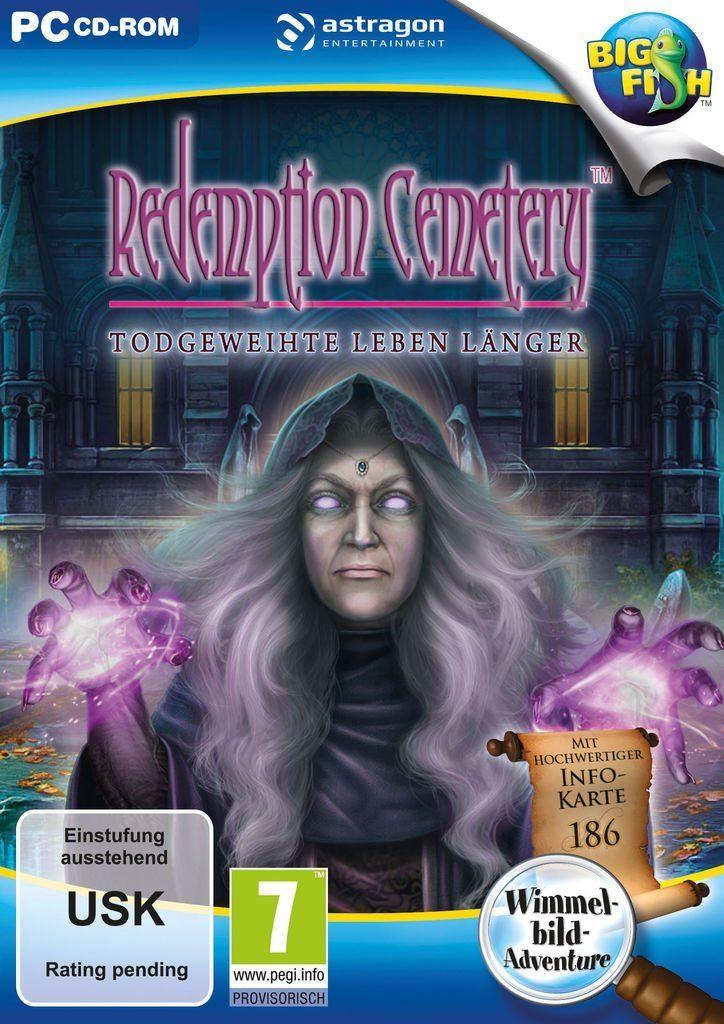 Astragon PC - Spiel »Redemption Cemetery: Todgeweihte leben länger«