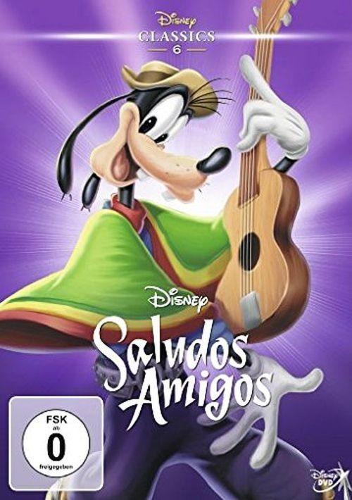 Disney DVD - Film »Saludos Amigos (Disney Classics)«