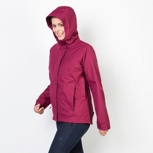 Jack Wolfskin 3-in-1-Funktionsjacke TWILLINGATE WOMEN
