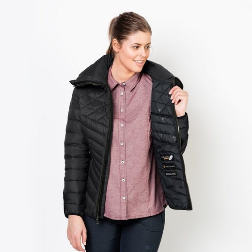 Jack Wolfskin Daunenjacke RICHMOND JACKET WOMEN